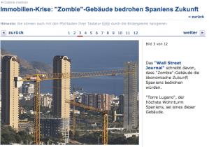 Immobilien in Spanien